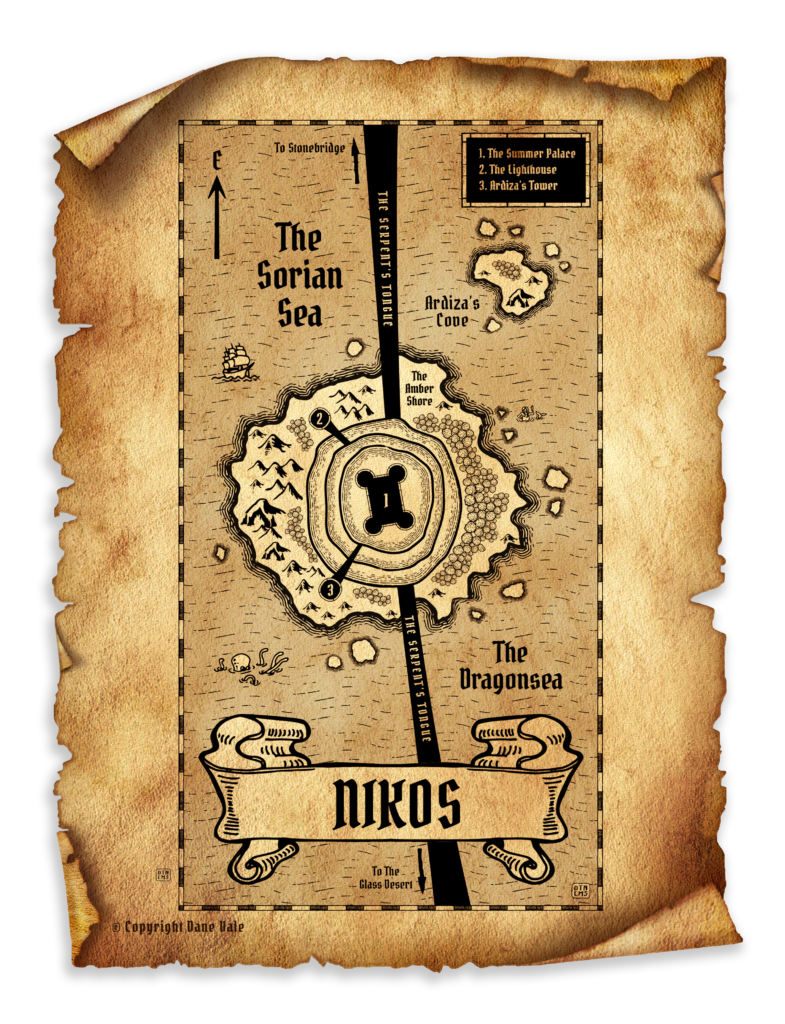 Nikos-Map